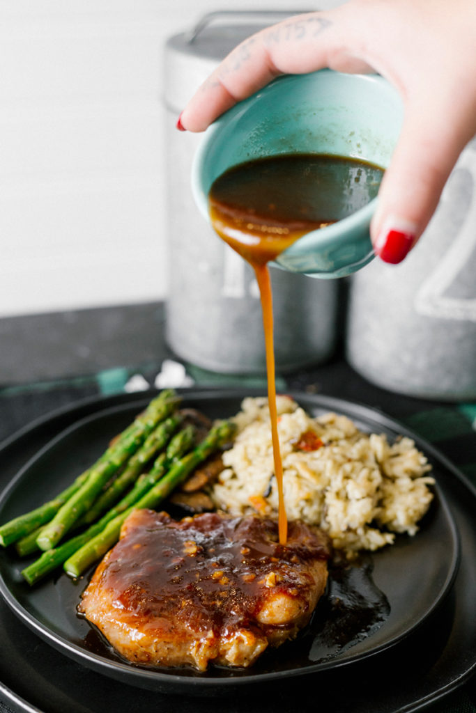 Chicken tends to be a favorite protein in many households. But what about pork, the other white meat? People think it takes hours to get a delicious pork dinner on the table, but you can have any one of these 30-Minute Pork Dinners on the table quickly for a busy weeknight meal.