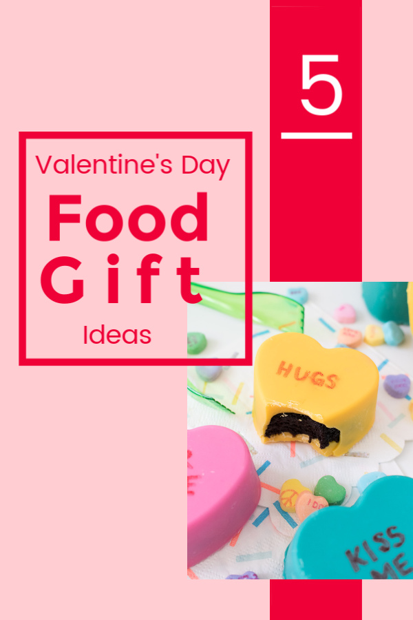 Looking for an edible gift for your loved ones this year? These five DIY Valentine's Day Food Gift Ideas are the perfect way to celebrate the ones you love the most. From conversation hearts, to tackle boxes, to truffles; something for every age!