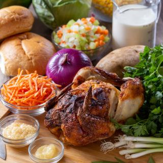 Rotisserie Chicken Meal Plan