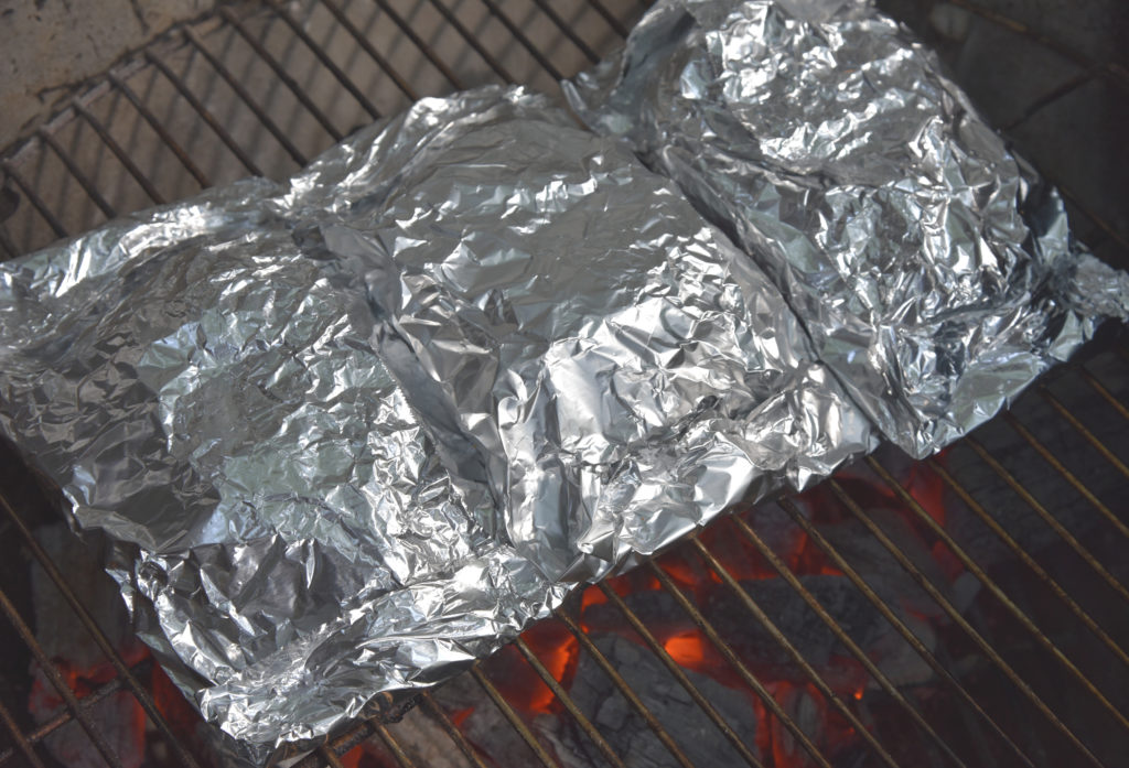 This Charcoal Grilled Foil Pack Santa Fe Chicken recipe is packed with Tex-Mex flair. A 30-minute meal perfect for cookouts, weeknight dinner, or tailgating, and cleanup is a snap!