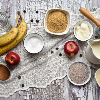 6 Vegan Baking Substitutions
