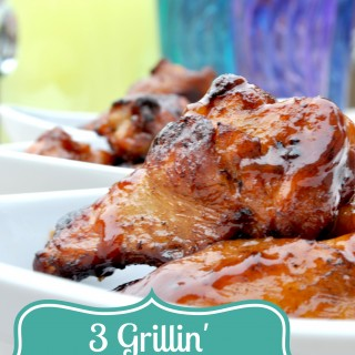 3 Wing Sauce Recipes