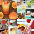 12 Deliciously Fruity Spring Cocktails #SoFab