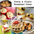 6 Fresh & Fruity Breakfast Ideas that are Perfect for Spring! #SoFab