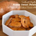 Baked Southwest Chipotle Baked Potato Chips: A Low Sodium Snack Alternative #SoFabFood