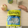 10 High Fiber Foods you should be eating every day