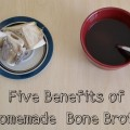 Five Benefits of Homemade Bone Broth
