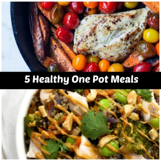 5 Healthy One Pot Meals You Need to Try