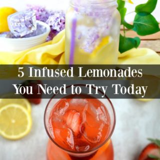 5 Infused Lemonades You Need in Your Summer