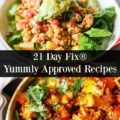 21 day fix yummly approved recipes