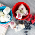 Berry Yogurt Bites