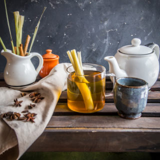 Lemongrass Spiced Tea