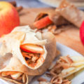This delightful Vegan Coconut Cashew Snack Wraps recipe is a seven-ingredient afternoon snack that is both crunchy and sweet while being gluten free, vegan, and refined sugar free.
