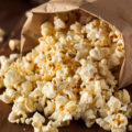 This Tuesday Tip for Salad Spinner Buttered Popcorn will blow your mind; once and for all distribute melted butter evenly onto freshly popped popcorn.