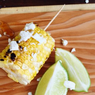 Mexican Street Corn On The Cob Bites