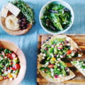 Love Greek salad? Love pizza? Combine two of your favorites when you make this Mediterranean-inspired Grilled Greek Pizza recipe!