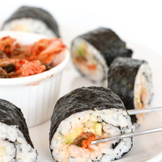 Learn to Make Easy Sushi Rolls Recipes