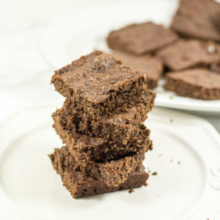 Gluten-Free Coconut Brownies